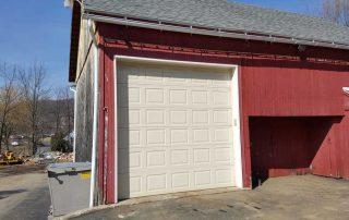 Tall Garage Door