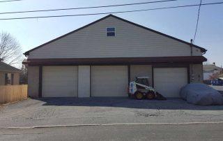 Three Bay Garage